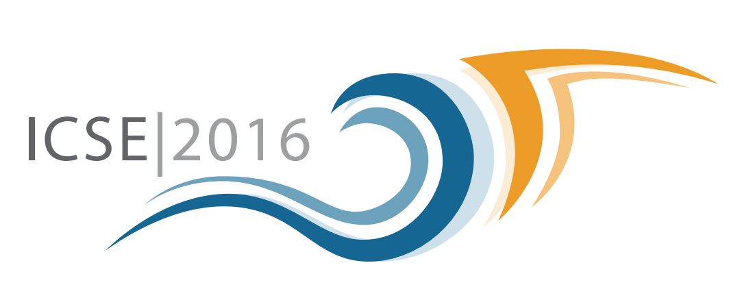 International Conference on Scour and Erosion 2016 logo