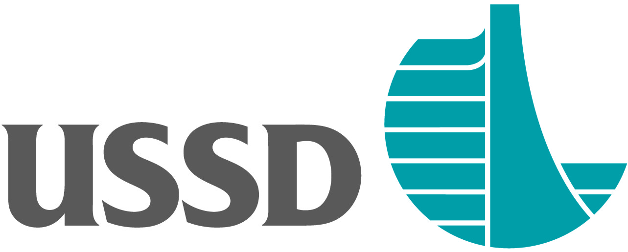 United States Society on Dams logo